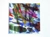 Nr. 327  Bunte Meereswelt I  10x10 - 20x20   Mischtechnik / Aquarell