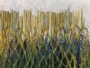 Nr. 131 Algen 50x60   Collage / Malerkarton / Acryl / Pappe